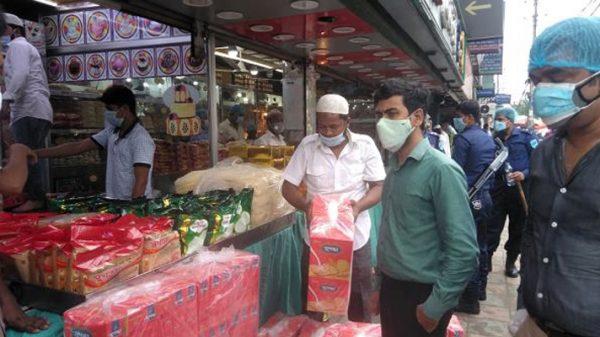 ভেজাল উৎপাদনকারী সুগন্ধা বেকারীতে আবারও ভ্রাম্যমান আদালতের জরিমানা