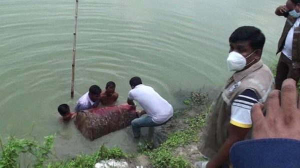রূপগঞ্জে নিখোঁজের ৩ মাস পর ব্যবসায়ীর ড্রামভর্তি লাশ উদ্ধার