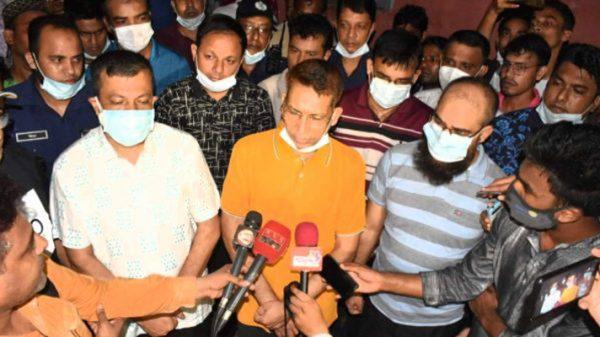 ফতুল্লায় মসজিদে বিস্ফোরণের ঘটনায় ৩ তদন্ত কমিটি গঠন
