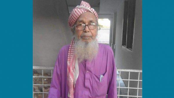 সাংবাদিকের দাদা বীর মুক্তিযোদ্ধা প্রফেসর শামসুল হুদার ইন্তেকাল