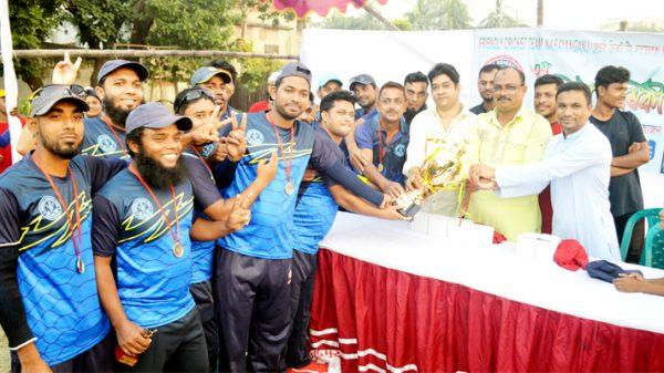ফ্রেন্ডলি ক্রিকেট টিম নারায়ণগঞ্জ'র ৩য় প্রতিষ্ঠাবার্ষিকী উদযাপন